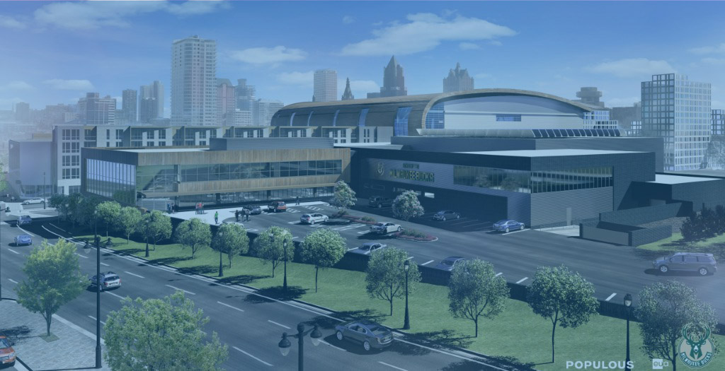 about Permalac and Milwaukee Bucks Arena Rendering MAIN overlay