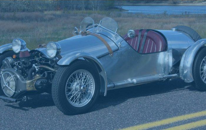 Metal Classic Car OVERLAY