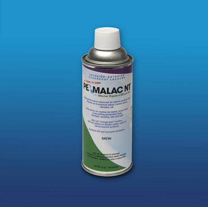 Permalac NT Spray in Satin finish