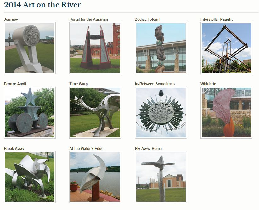 2014 Art on the River